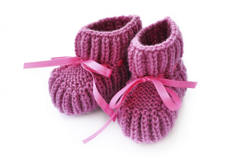 zapatos tejidos nina