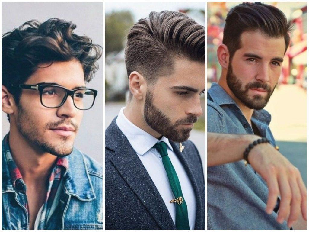 Cortes de cabello para hombre con barba corta