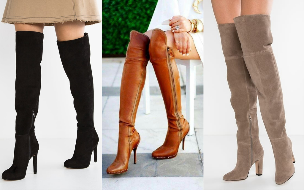 botas over the knees