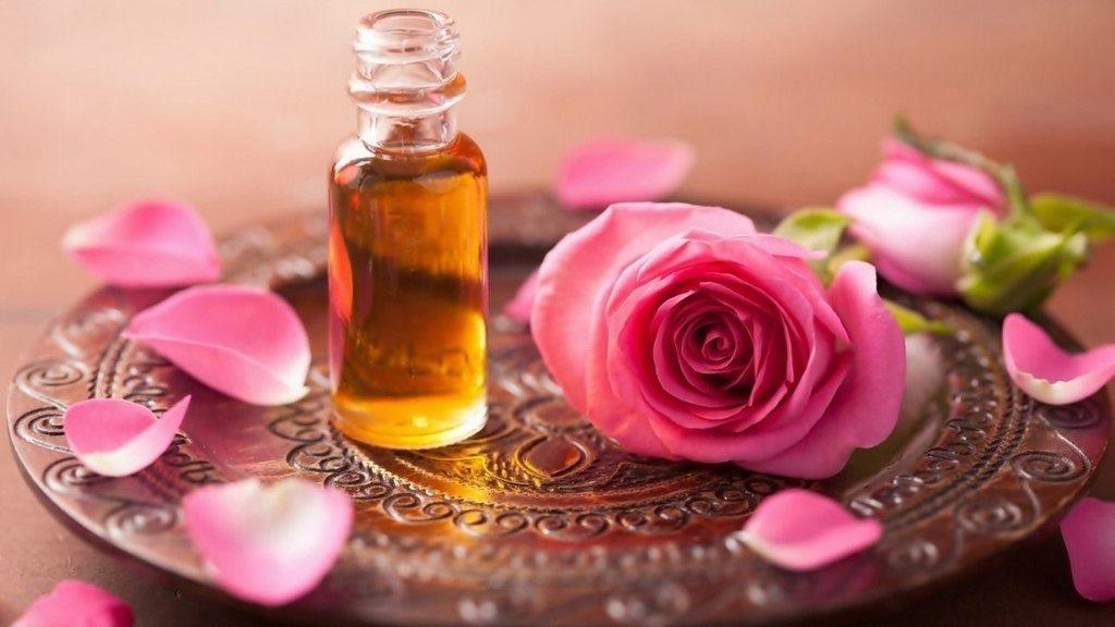 mascarillas de sabila para el cabello de agua de rosas