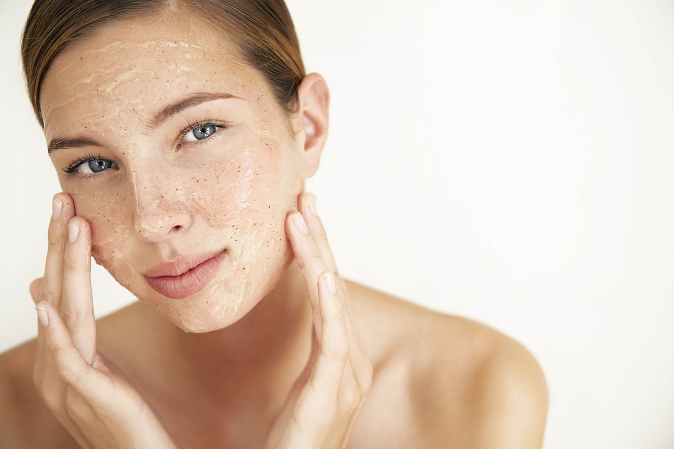exfoliante facial casero tips