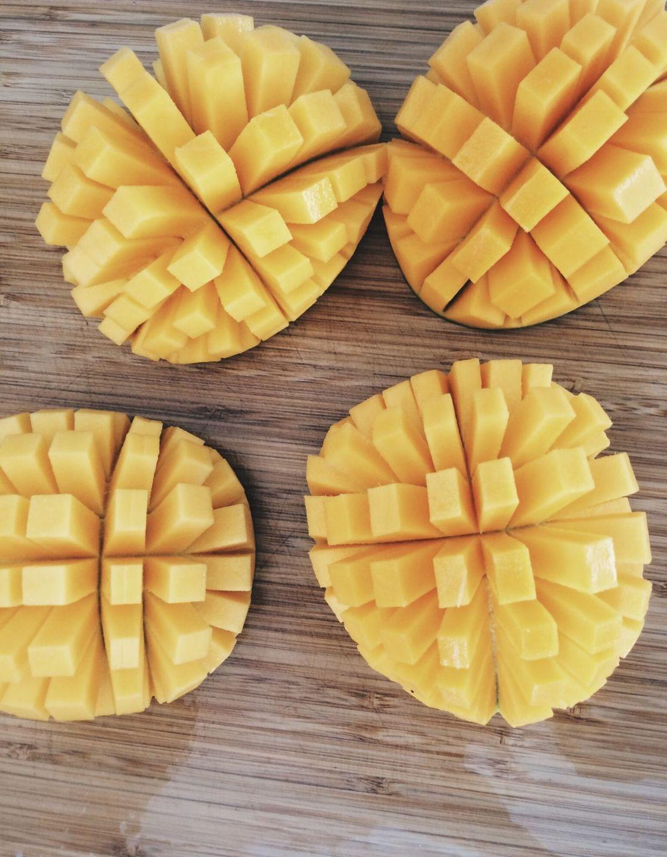 frutas indice glucemico mango