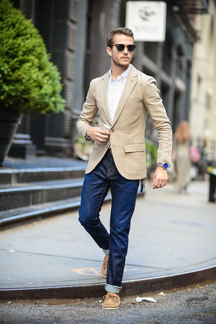 Dress code elegante sport para hombres estilo 2