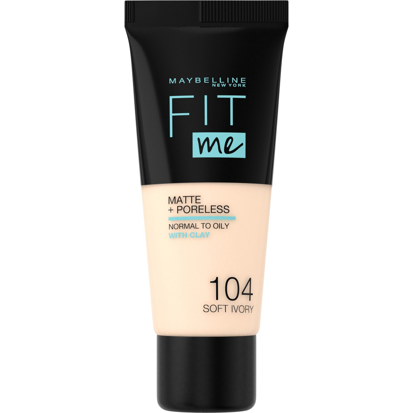 maquillaje facil fit me maybelline