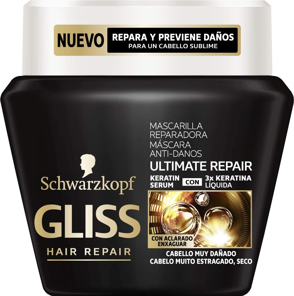 Productos profesionales para el cabello