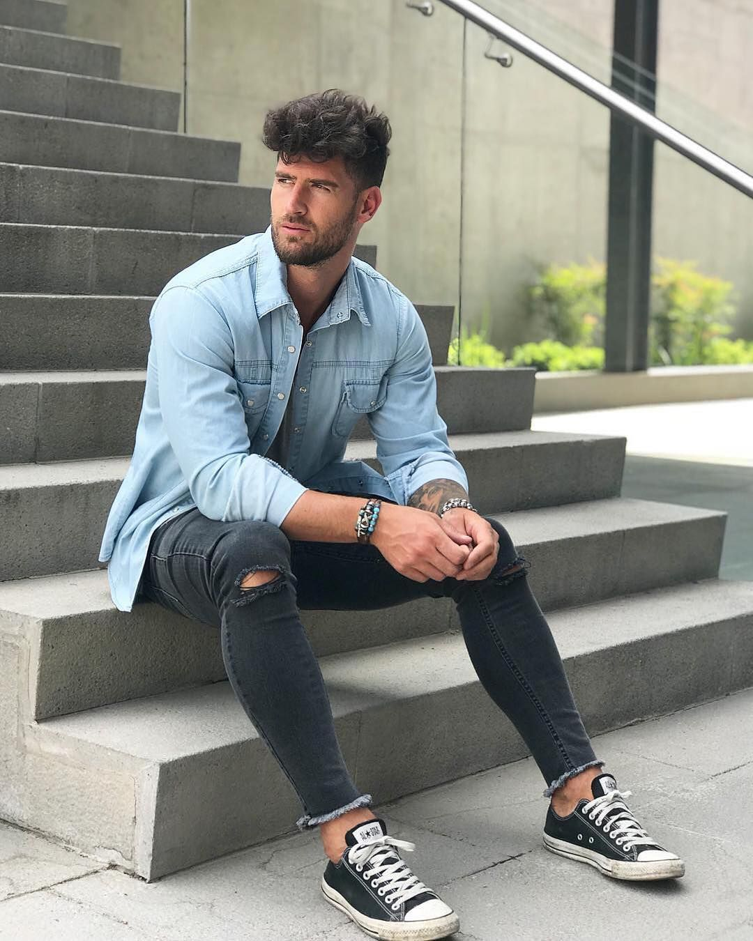 outfit casual hombre 10