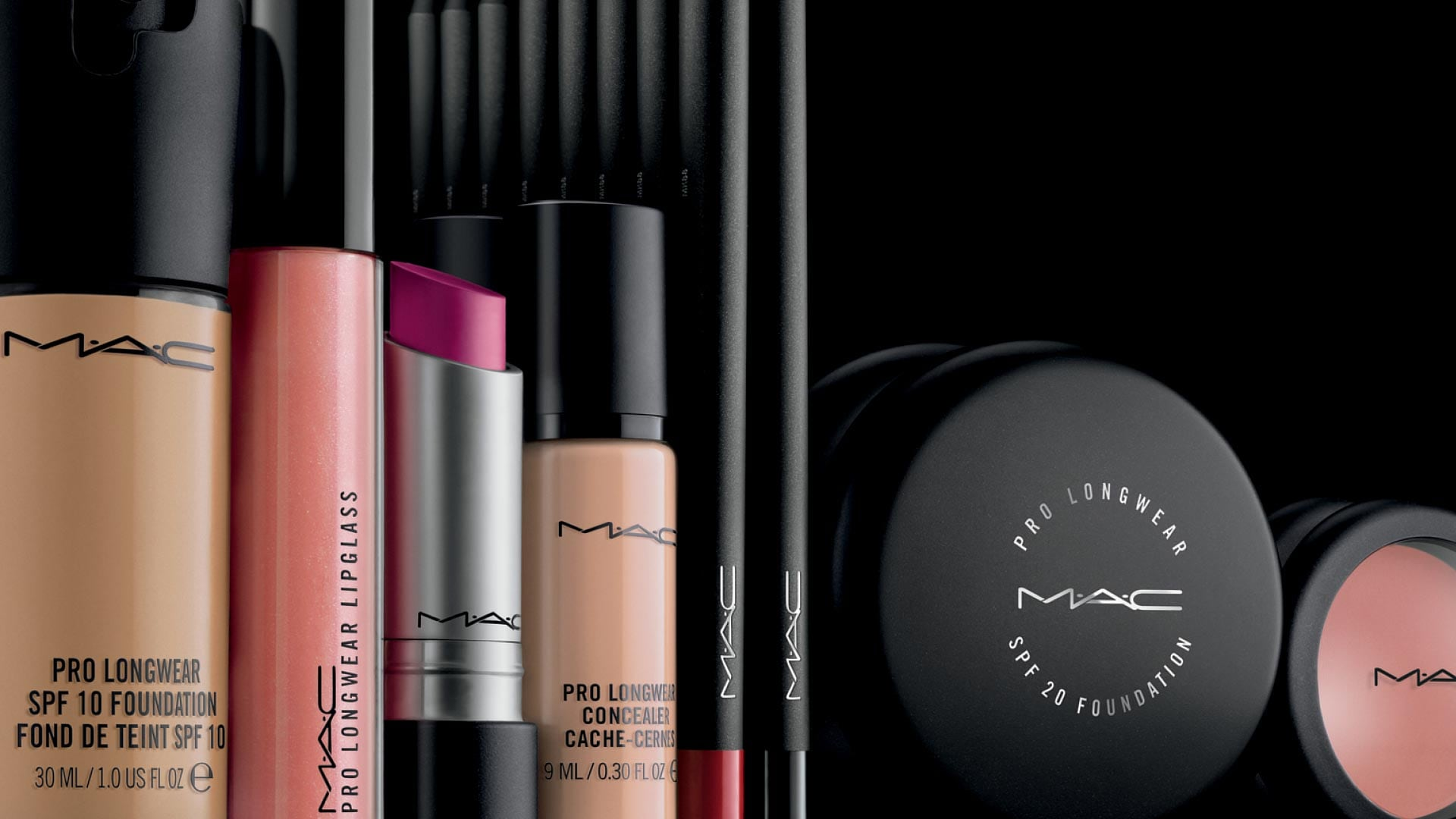 maquillaje mac productos