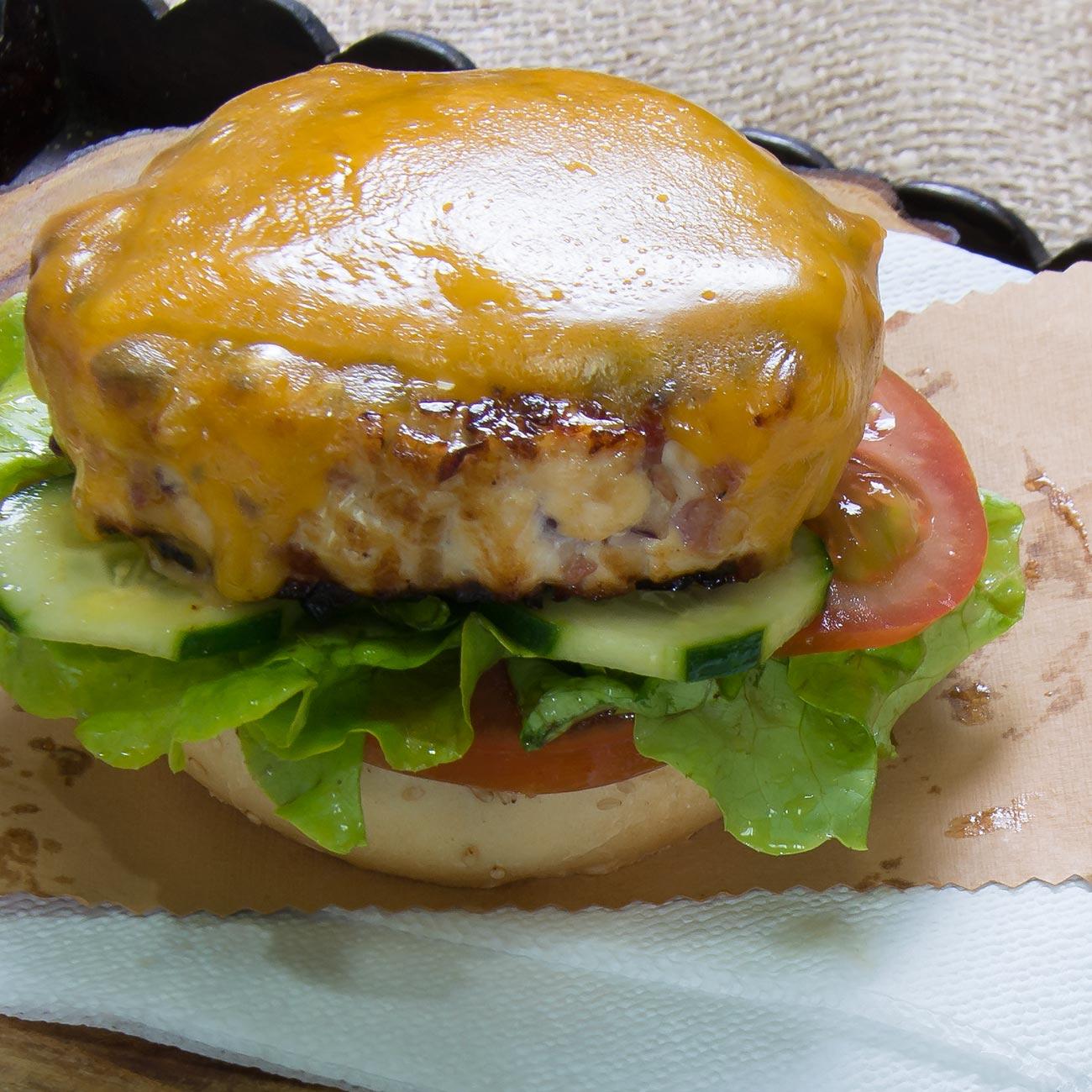 Recetas de hamburguesa exóticas