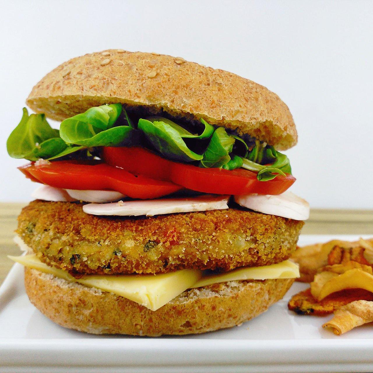 Recetas de hamburguesas fáciles