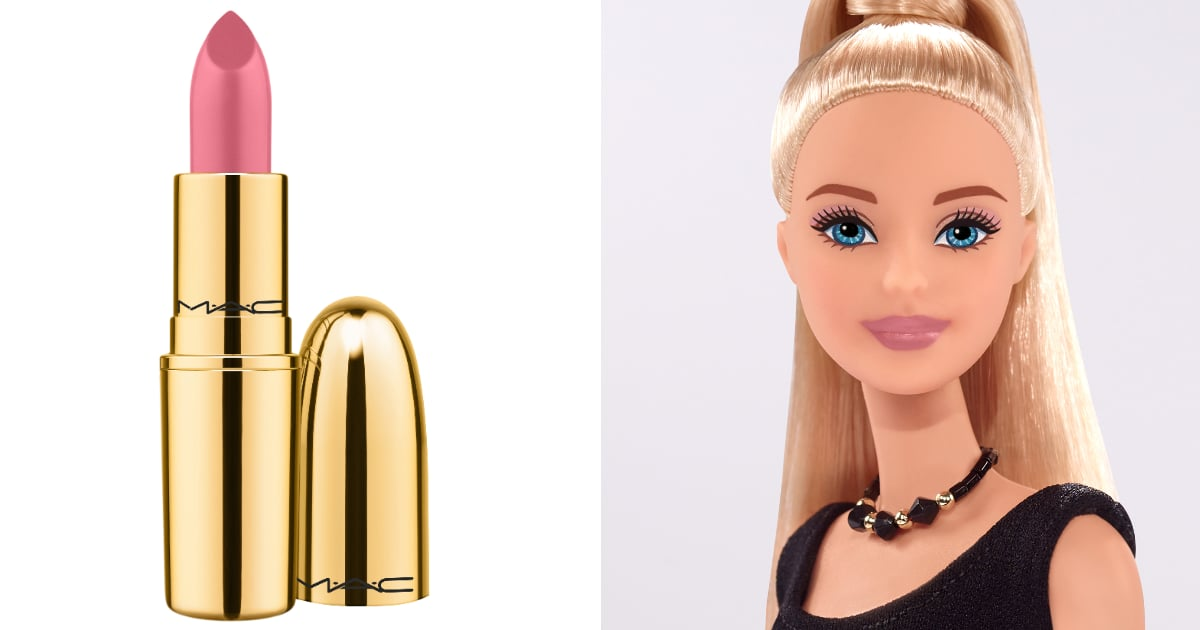 maquillaje mac de barbie